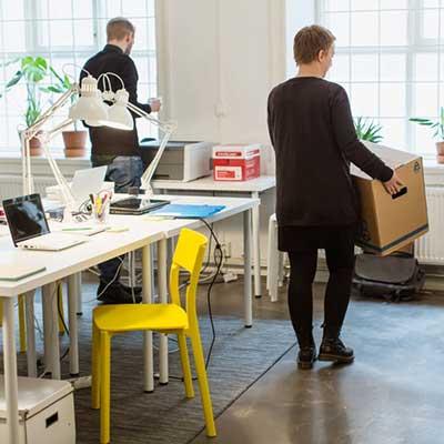 Ofisten Ofise Taşıma İşlemleri