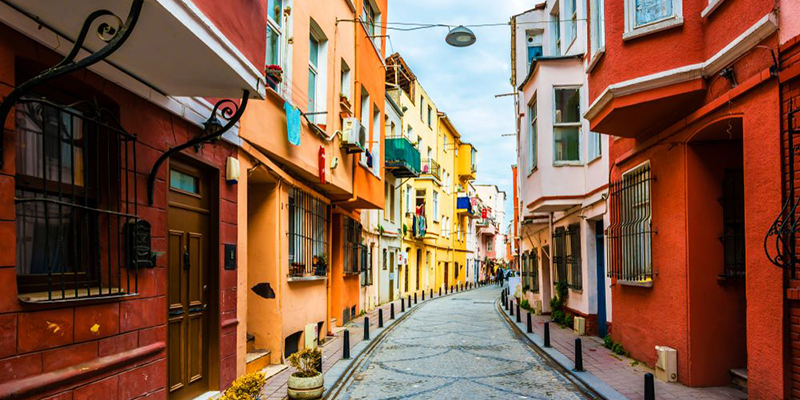 İstanbul'da Yaşanacak En Güzel Yerler - Fatih Evden Eve Nakliyat