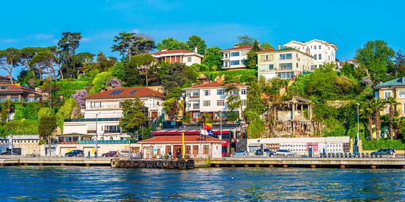 İstanbul'da Yaşanacak En Güzel Yerler - İstinye Evden Eve Nakliyat