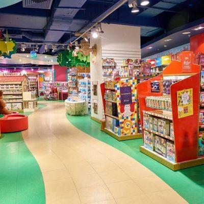 Oyuncak Mağazası