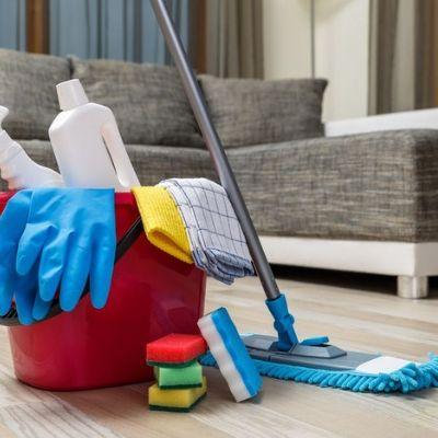 Taşınma Sonrası Temizlik
