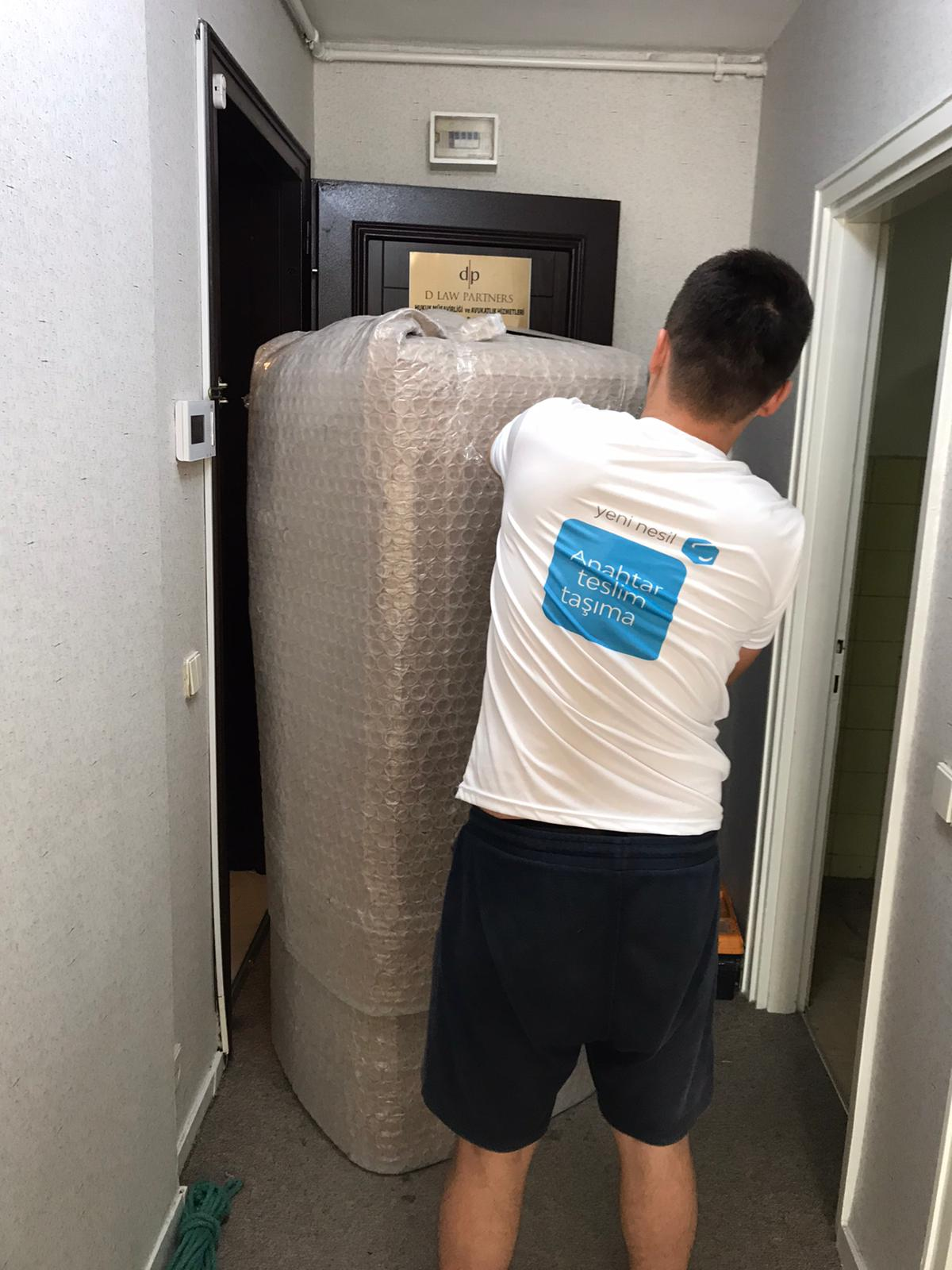 eTaşın Ofis Buzdolabı Taşıma
