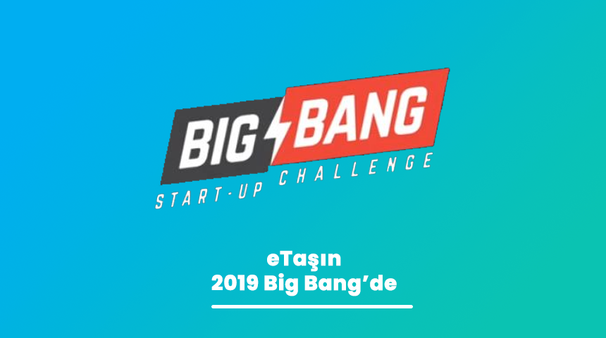 eTaşın 2019 Big Bang'de