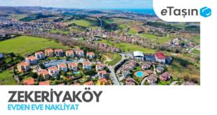 Zekeriyaköy Evden Eve Taşıma