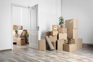 Yeni Eve Taşınma