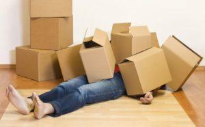 Taşınmanın Gecikmesi ve İşlerin Zorlaşması
