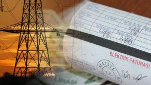 Elektrik Faturası - Elektrik Aboneliği